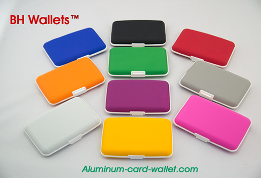 Eco-Friendly Silicone Wallets Rubber Purses