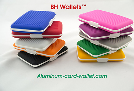 Silicone Money Clip Credit Card Holder