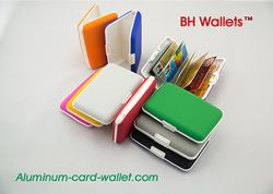 Silicone Shell Wallet for Men & Women
